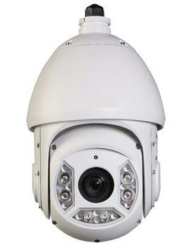 Domo motorizado HDCVI zoom óptico 20X 2448